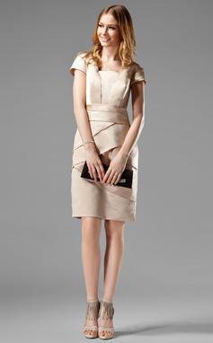 Etui Abiballkleid, knielang im Kate Middleton Stil