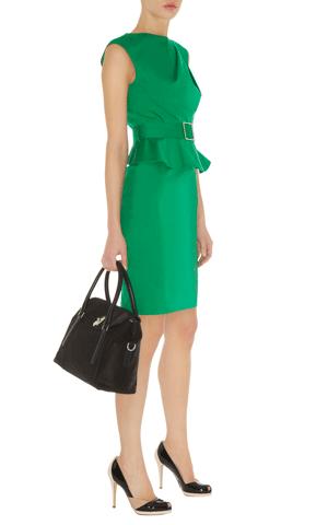 Grünes Etuikleid, Karen Millen