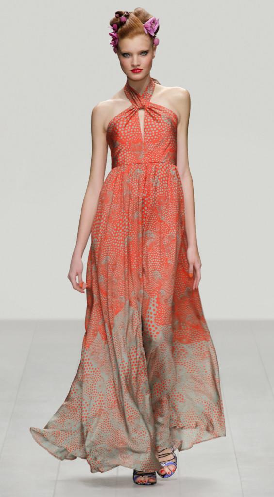 Issa London Abendkleider - Neckholder Kleider lang ...