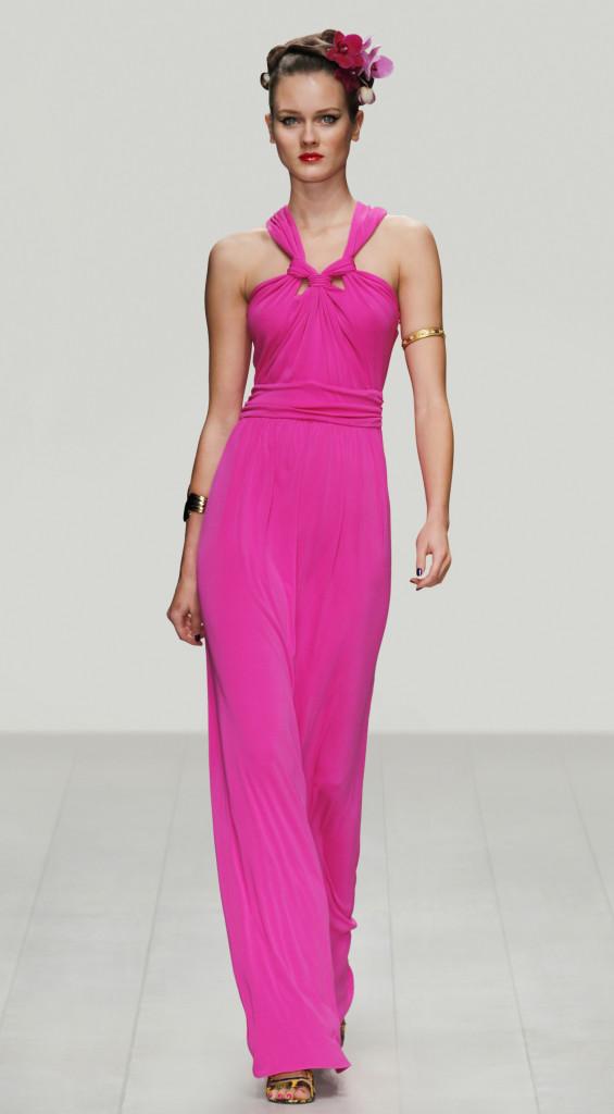Issa Abendkleid rosa