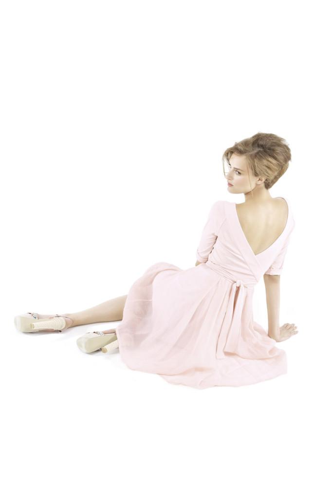 Zeitloses Abendkleid 2013 - Minx, Fitfties Style
