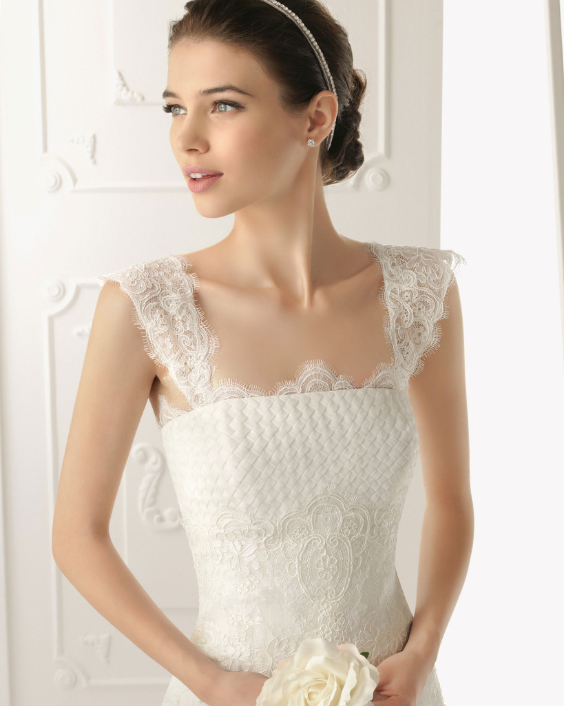 Hochzeitskleider AIRE Barcelona 2013