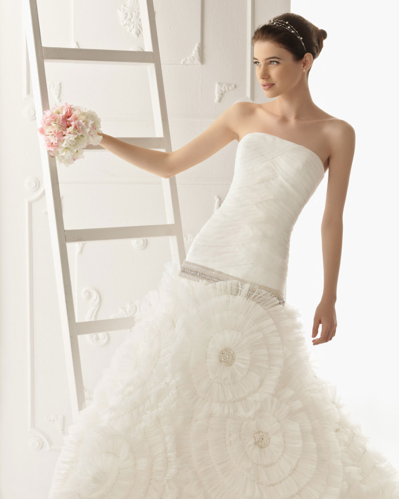 Exklusive Hochzeitskleider - AIRE Barcelona