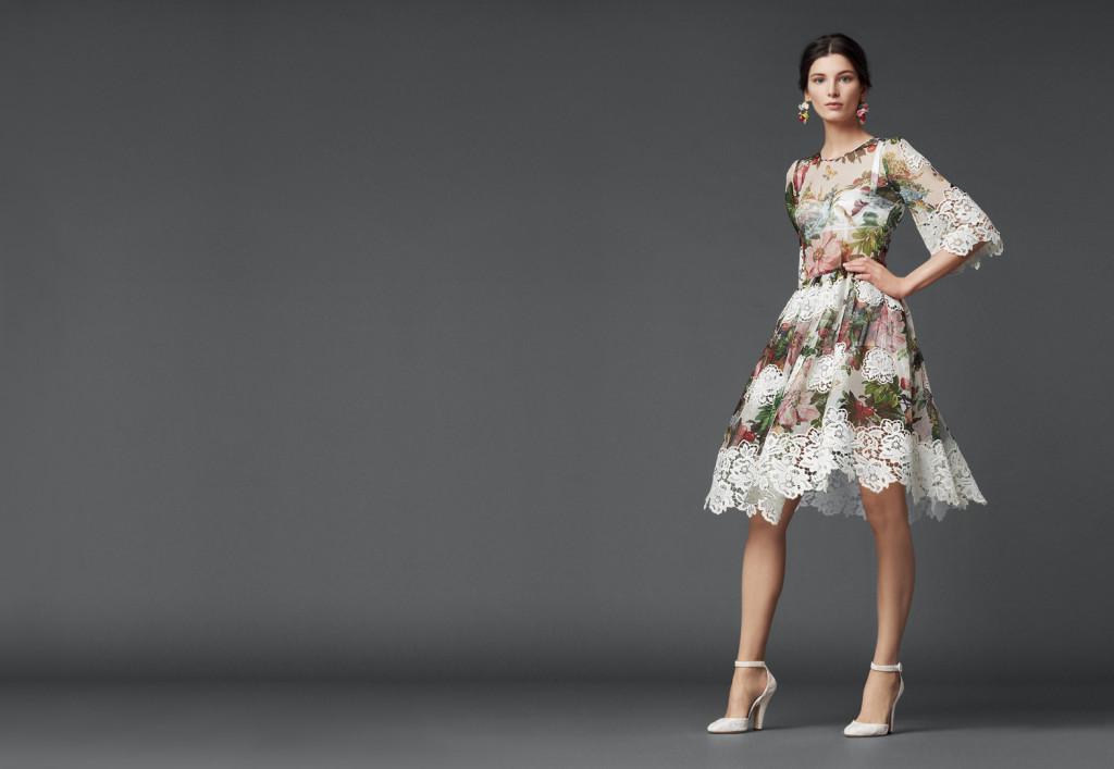 Dolce & Gabbana Cocktailkleid 2014