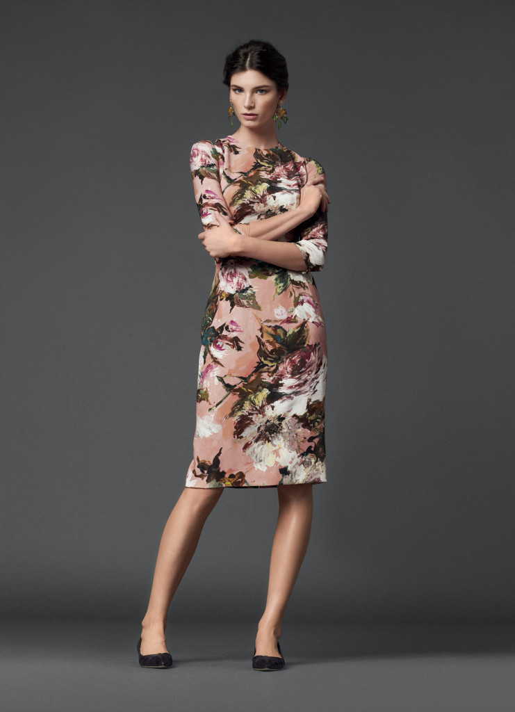 Elegantes Cocktailkleid D&G 2014