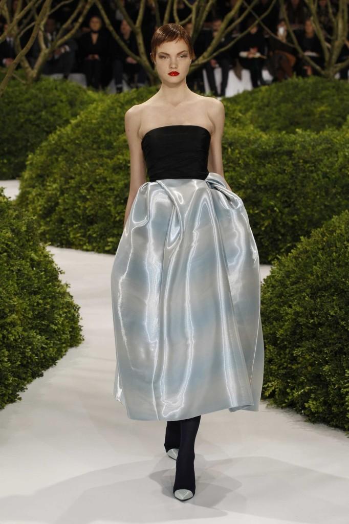 Abendkleid, Dior 2013