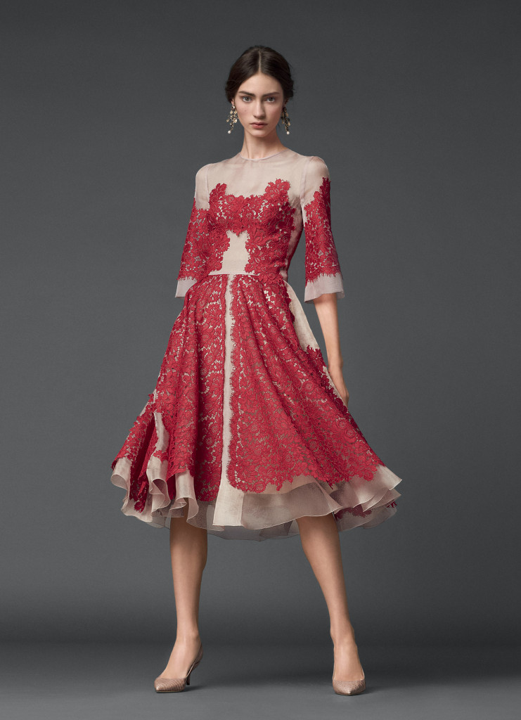 Italienische mode kleider lang