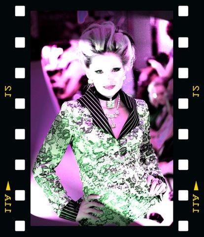 Designer Glööckler Couture