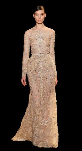 ELIE SAAB  Haute Couture  Frühling Sommer 2013