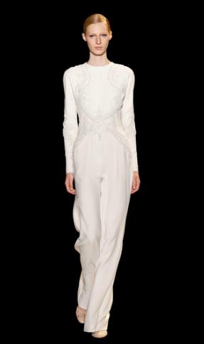 ELIE SAAB Hochzeitskleid, Haute Couture Abendkleid mit Spitze
