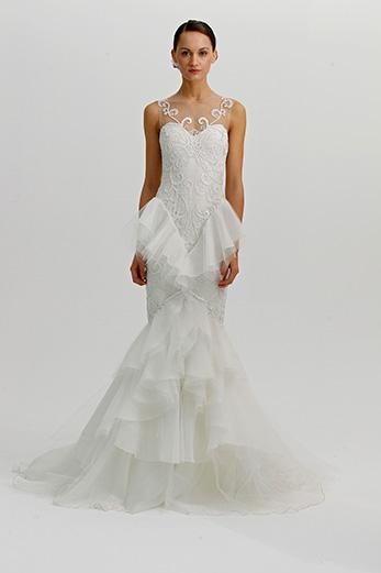 Hochzeit 2013 - Marchesa