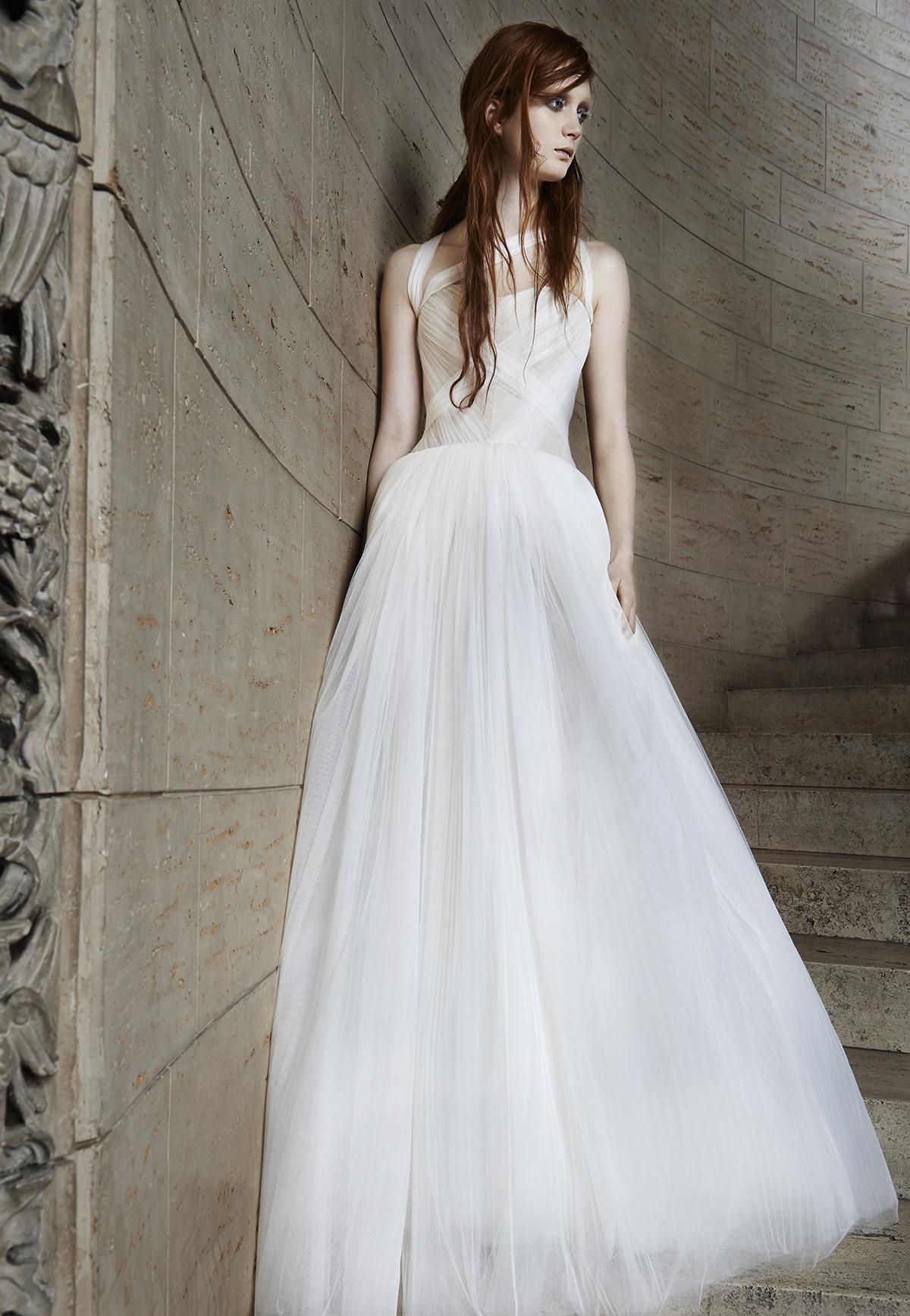 Brautkleider 2015 - Vera Wang