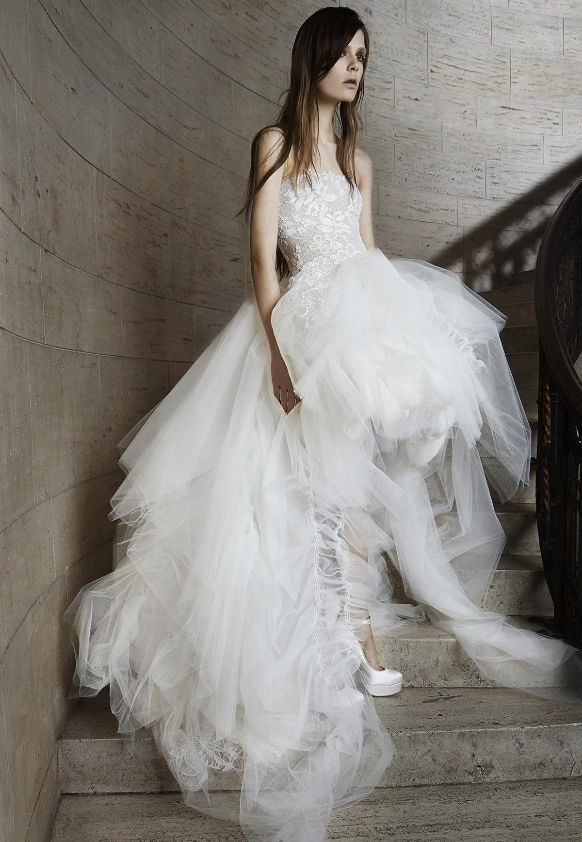 Vera Wang Hochzeitskleider