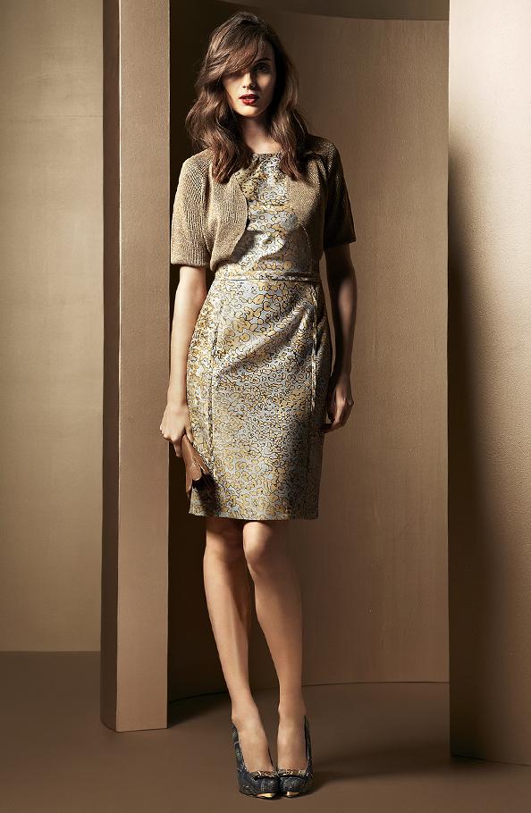 Elegantes Kleid ESCADA 2014