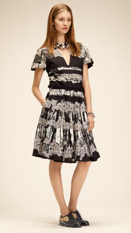 Kurzes Kleid 2014, Bottega Veneta