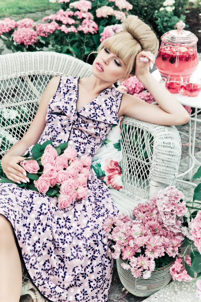 Retro Style Lena Hoschek 2014