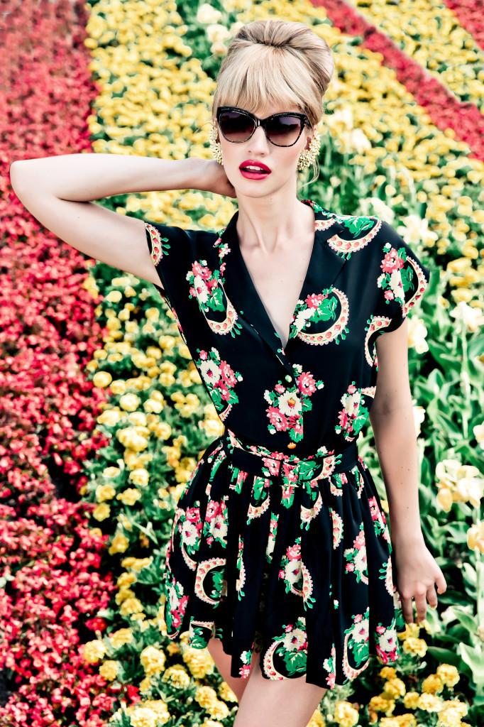 Retro-Style Lena Hoschek 2014