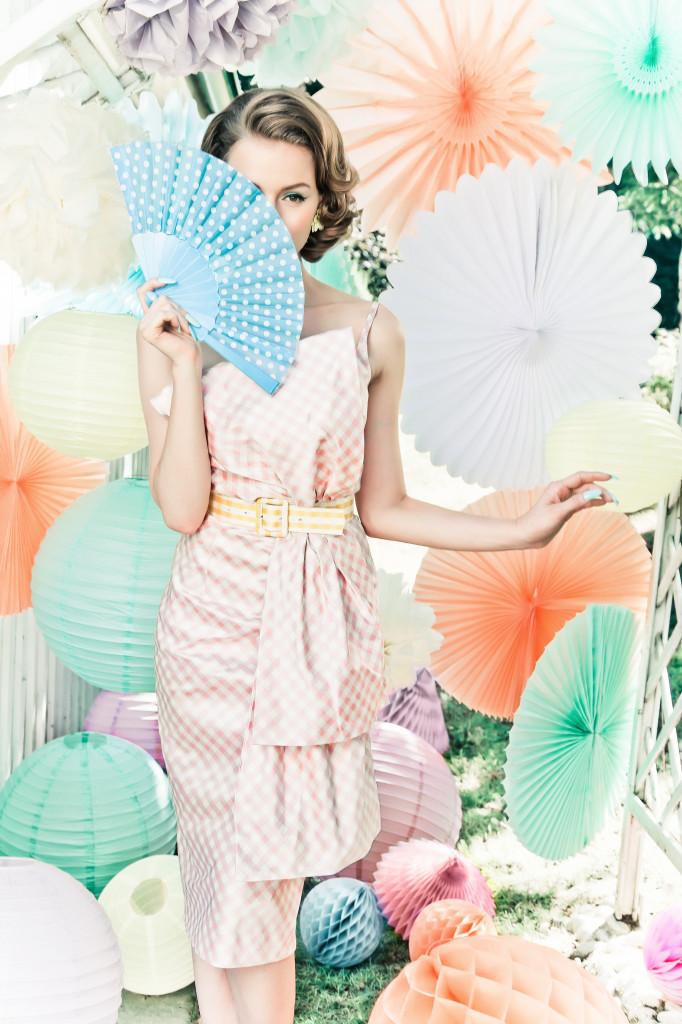 Sommerkleider Lena Hoschek 2014