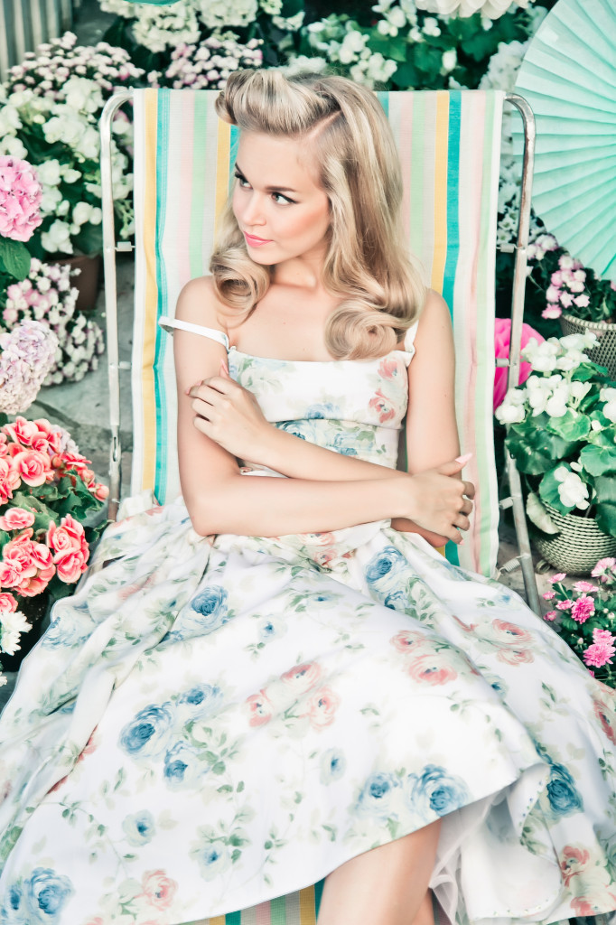 Lena Hoschek 2014 - Kleider Retro Style