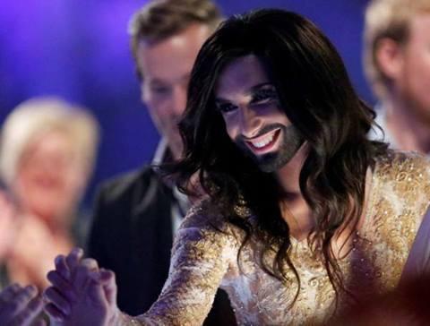 Conchita Wurst Song Contest 2014