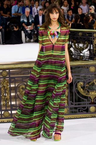 John Galliano Abendkleider Sommer 2015