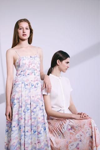 Cacharel Kleider und Röcke 2015