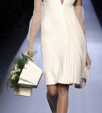 Jean Paul Gaultier Brautkleider 2015