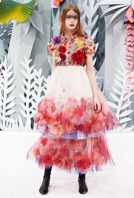 Haute Couture Karl Lagerfeld für Chanel 2015