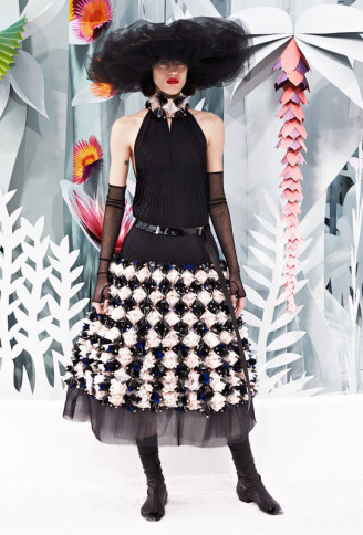 Haute Couture Karl Lagerfeld