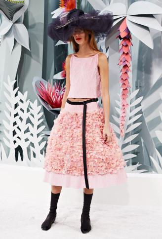 Haute Couture Karl Lagerfeld. Fashion 2015