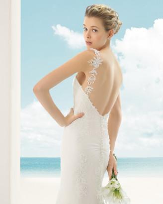 Brautkleider 2016 - Rosa Clará Hochzeitskleider aus Spanien