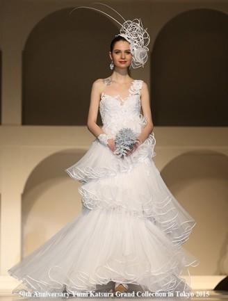 Brautkleider 2015 YUMI KATSURA Brautmode
