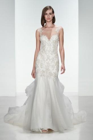 Meerjungfrau Brautkleid KENNETH POOL Brautcouture - Hochzeitskleider 2016
