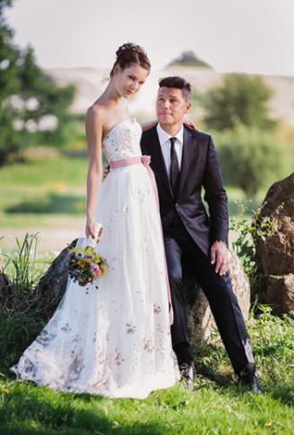 Lena Hoschek Hochzeitskleider - Brautkleid Ulrike
