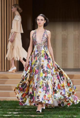 Chanel Abendkleider 2016