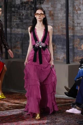 Gucci Abendkleider, Abiballkleider - Copyright vogue.com