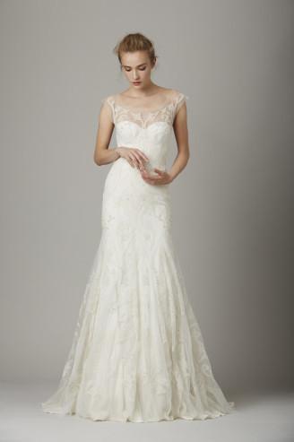 Lela Rose Brautkleider - amerikanisches Brautkleid aus Spitze