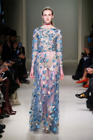Luisa Beccaria Abendkleid