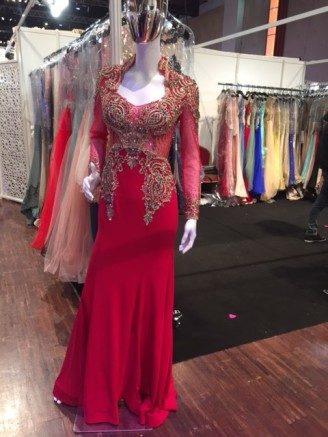 Orientalische Brautkleider