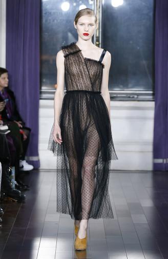 JASON WU Abendkleider schwarz