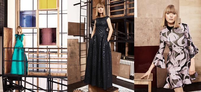 Talbot Runhof 2017 Abendkleider